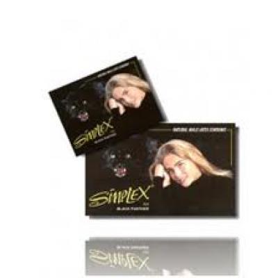 3 HỘP bao cao su Simplex Báo Đen 12 PCS