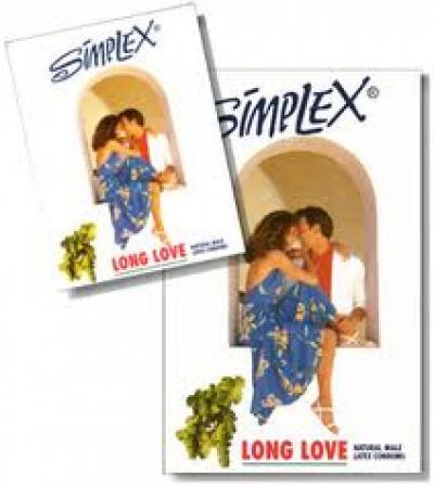 3 HỘP bao cao su SimPlex Long Love