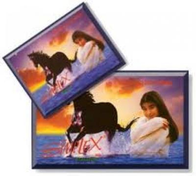 3 HỘP bao cao su Simplex Ngựa Hoang 12 PCS