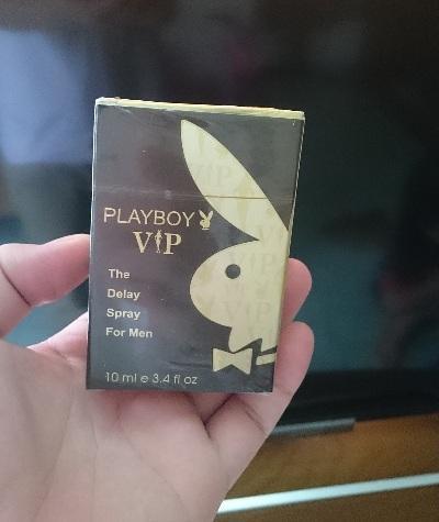 Chai xịt Playboy Vip – sản phẩm mới của hãng Playboy (USA)