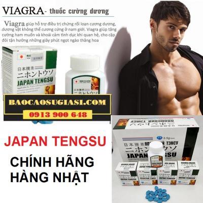 THẢO DƯỢC CƯỜNG DƯƠNG CAO CẤP JAPAN TENGSU - 0913 9OO 648