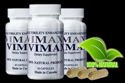 Thực phẩm chức năng VIMAX PILLS tăng sinh lực mạnh mẽ