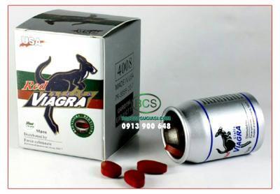Thuốc cường dương Red Viagra Cialis C200 - HÀNG USA CHUẨN USA